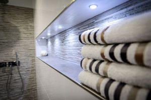 Badezimmer-Ideen: Lassen Sie Ihrer Phantasie freien Lauf.